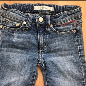 Joe's jeans for girl 4T